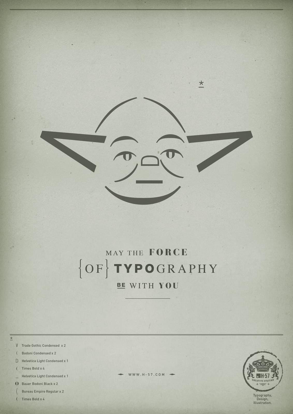 H-57 Creative Station : Yoda