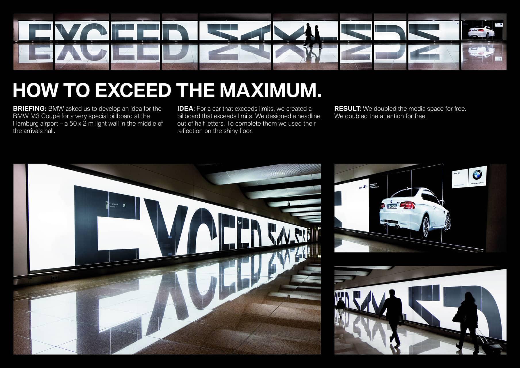 BMW M3 Coupé : dépasser les limites