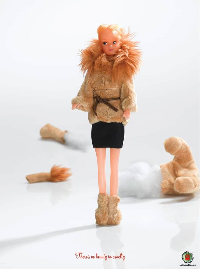 Anti-Fur Coalition : Poupée