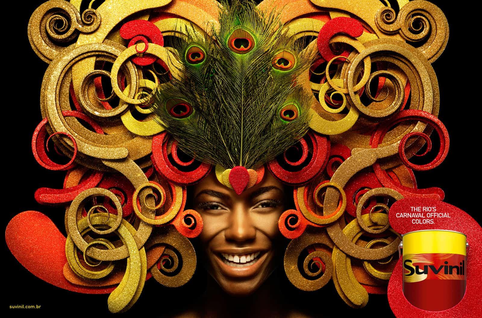 Suvinil : Carnaval de Rio