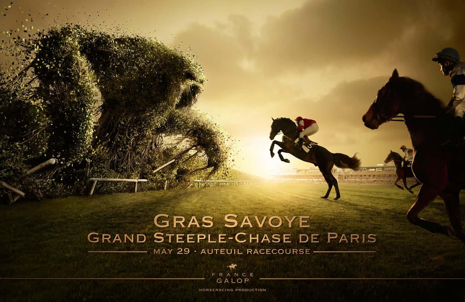 France Galop : Monstre