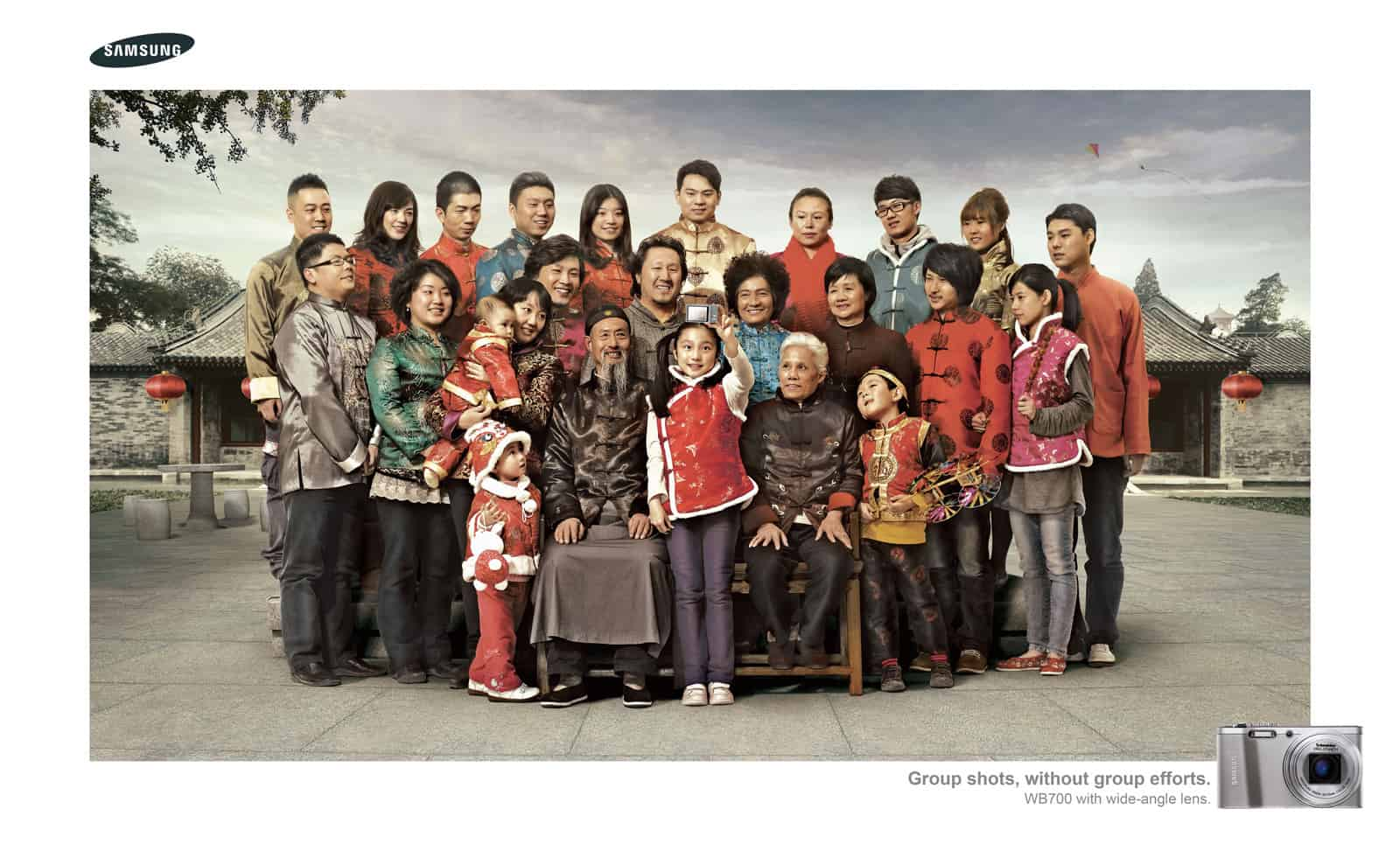 Pub Samsung WB700 : photo