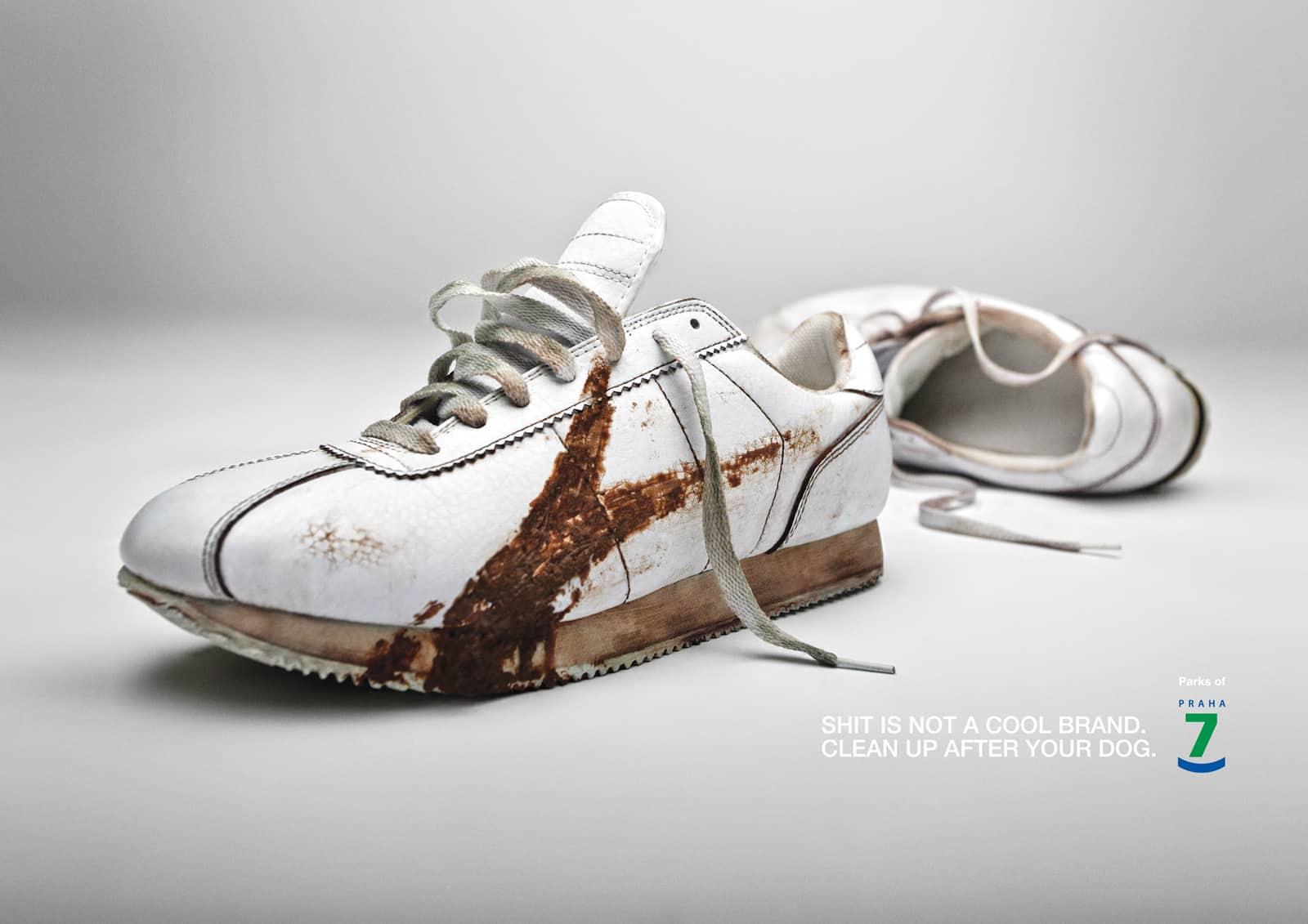 Pub ville de Prague : Chaussures de marque