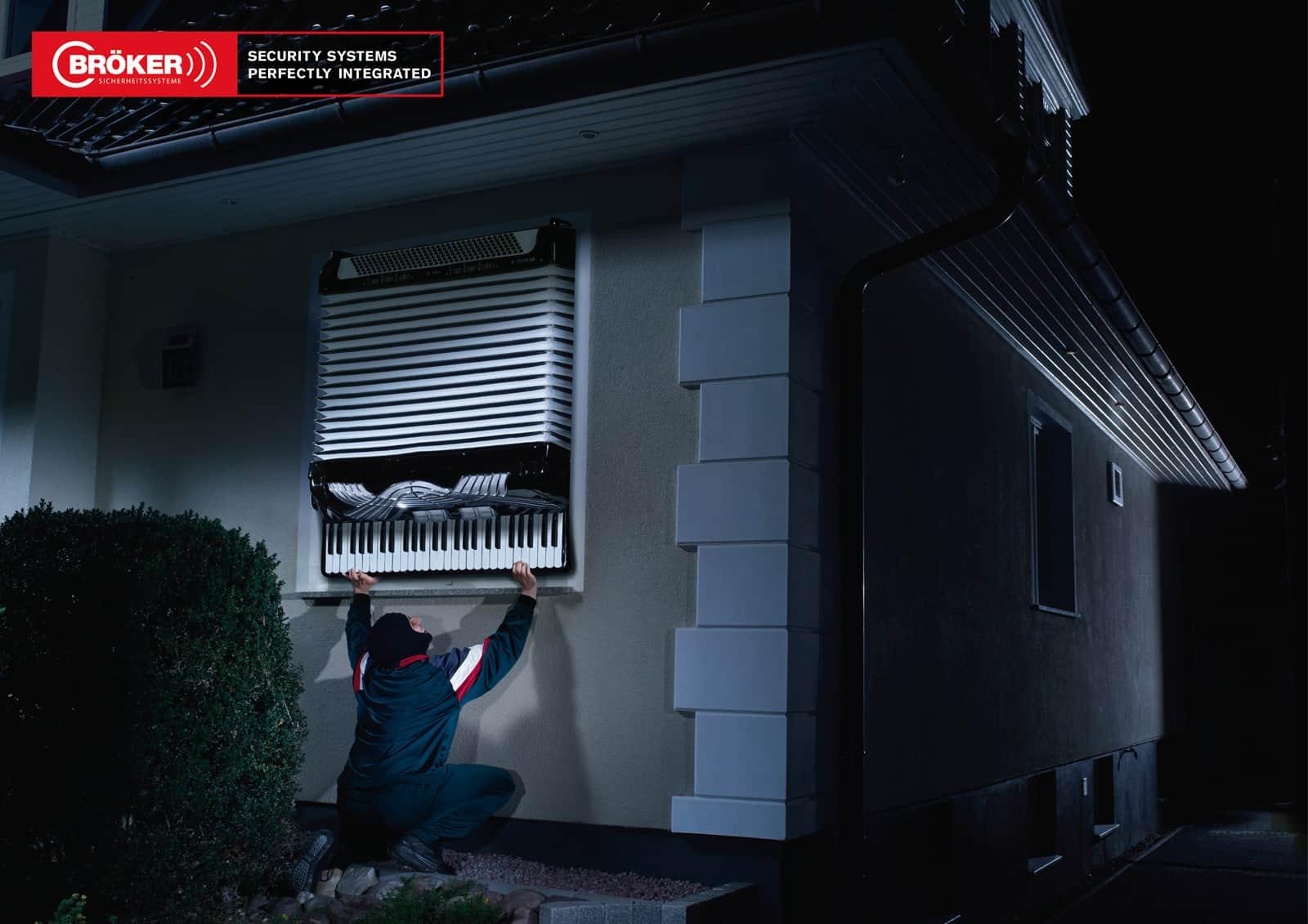 Pub Bröker : accordéon