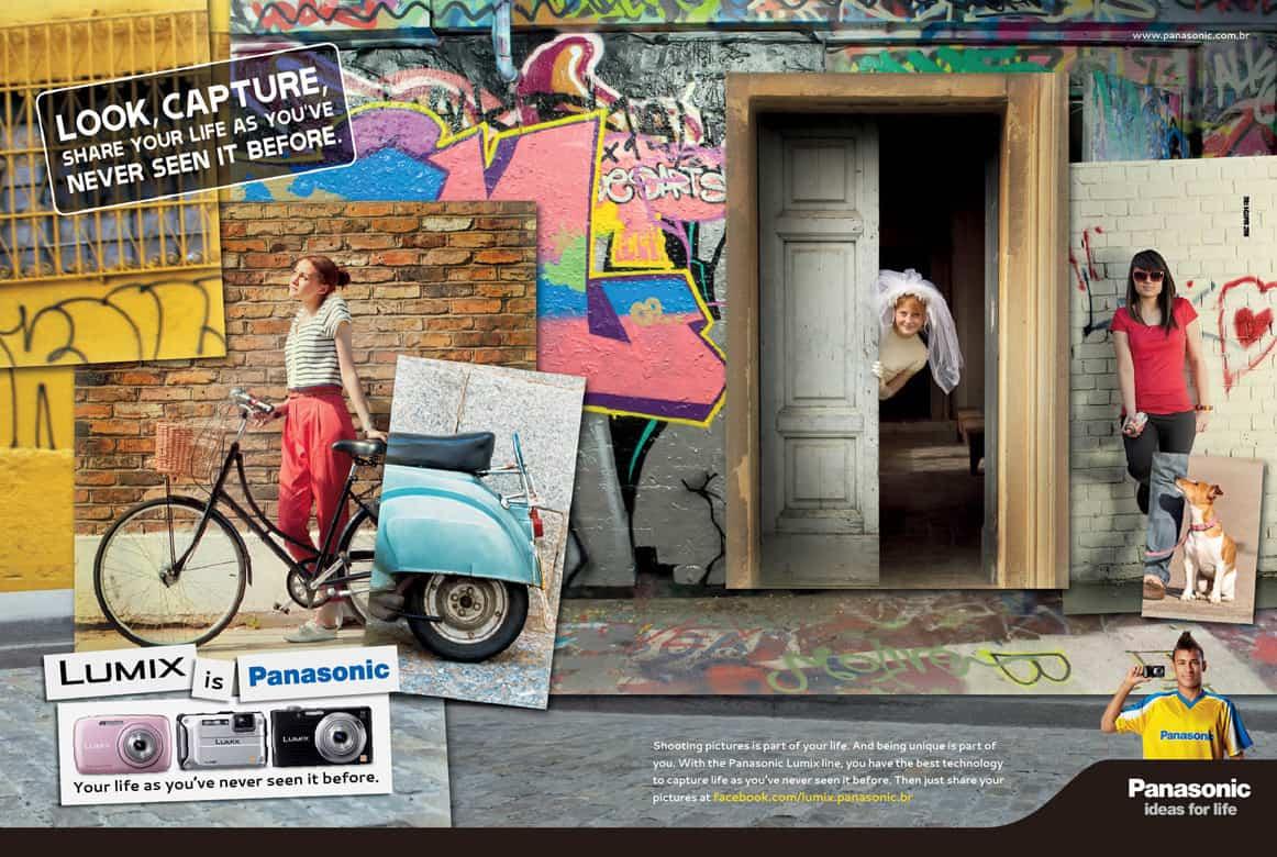 Pub Panasonic Lumix
