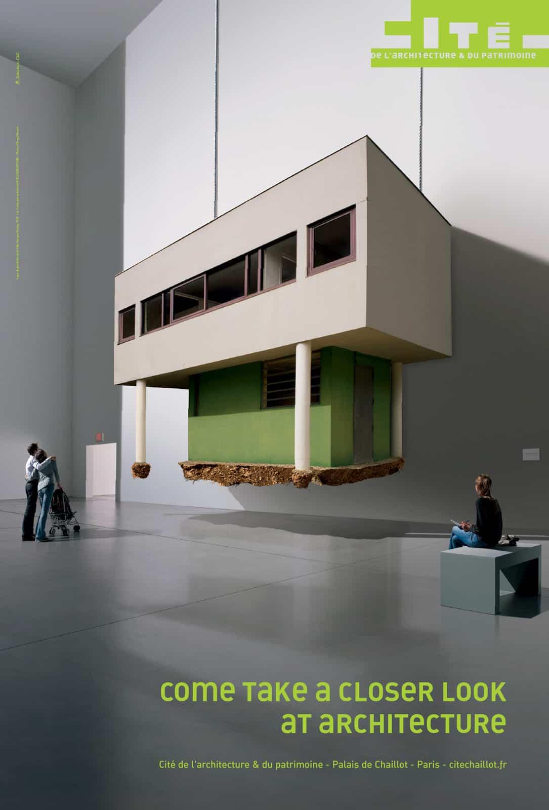 Cit de l 39 architecture et du patrimoine regarder de plus for Ad architects