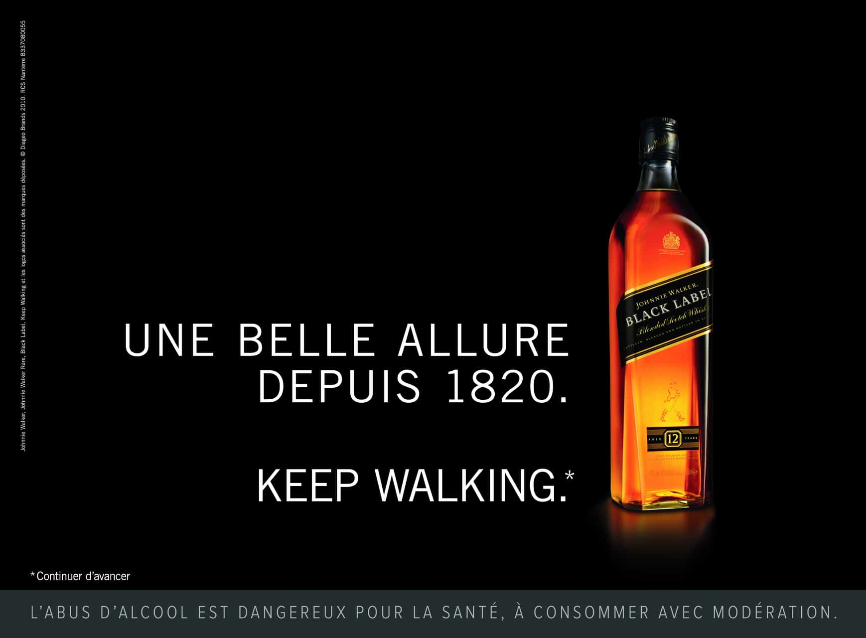 Pub Johnnie Walker Scotch