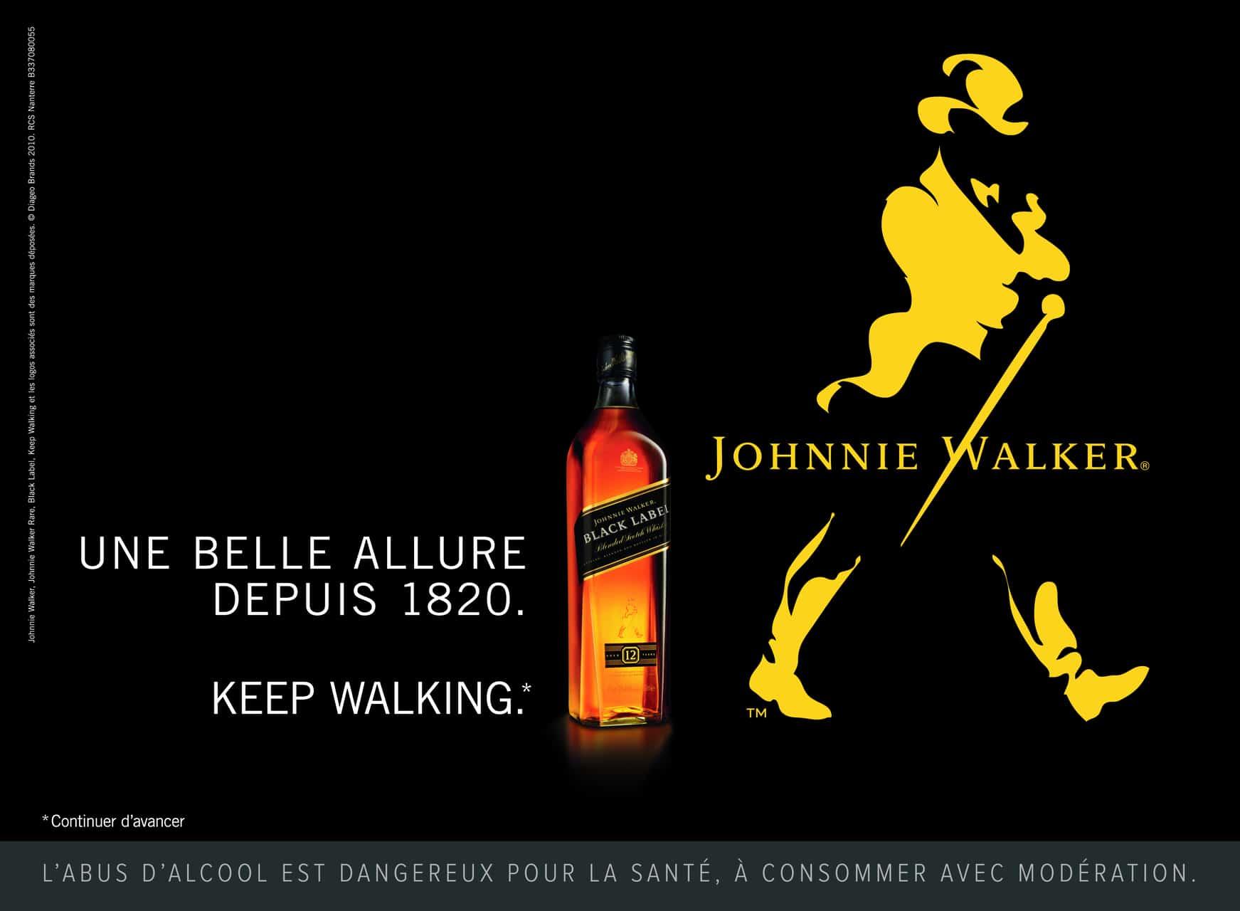 Pub Johnnie Walker Whisky