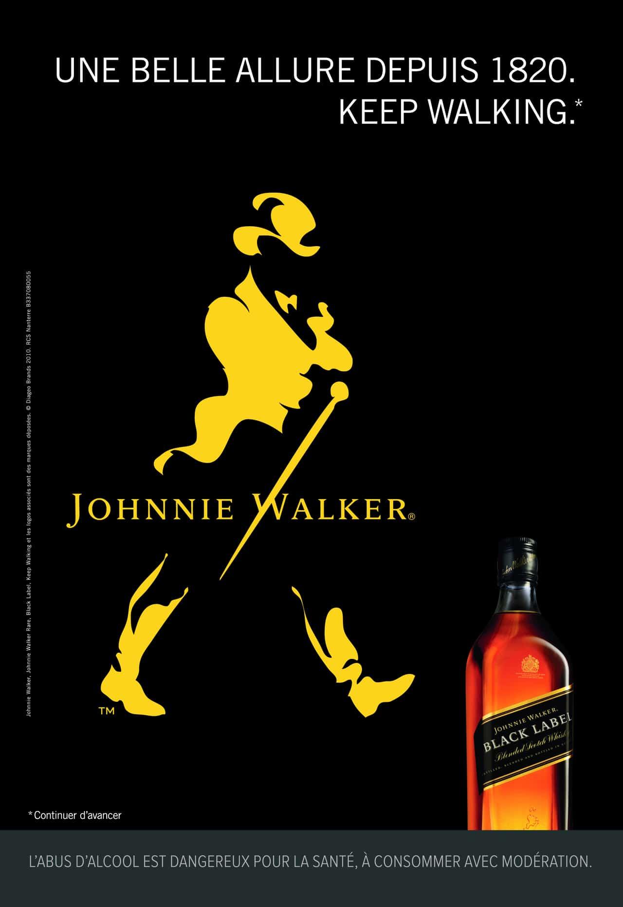 Pub Johnnie Walker
