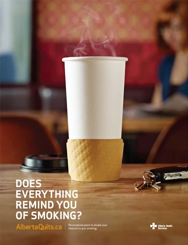 Pub cigarette