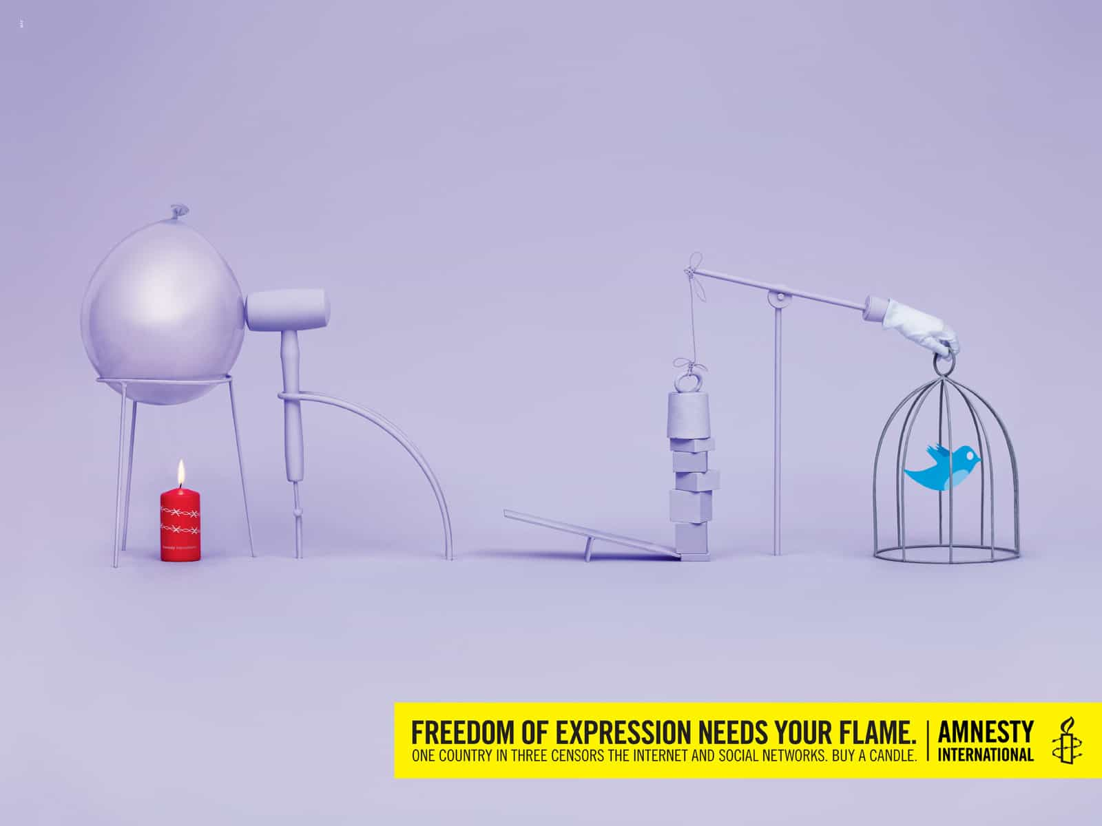 Pub Amnesty International : Twitter