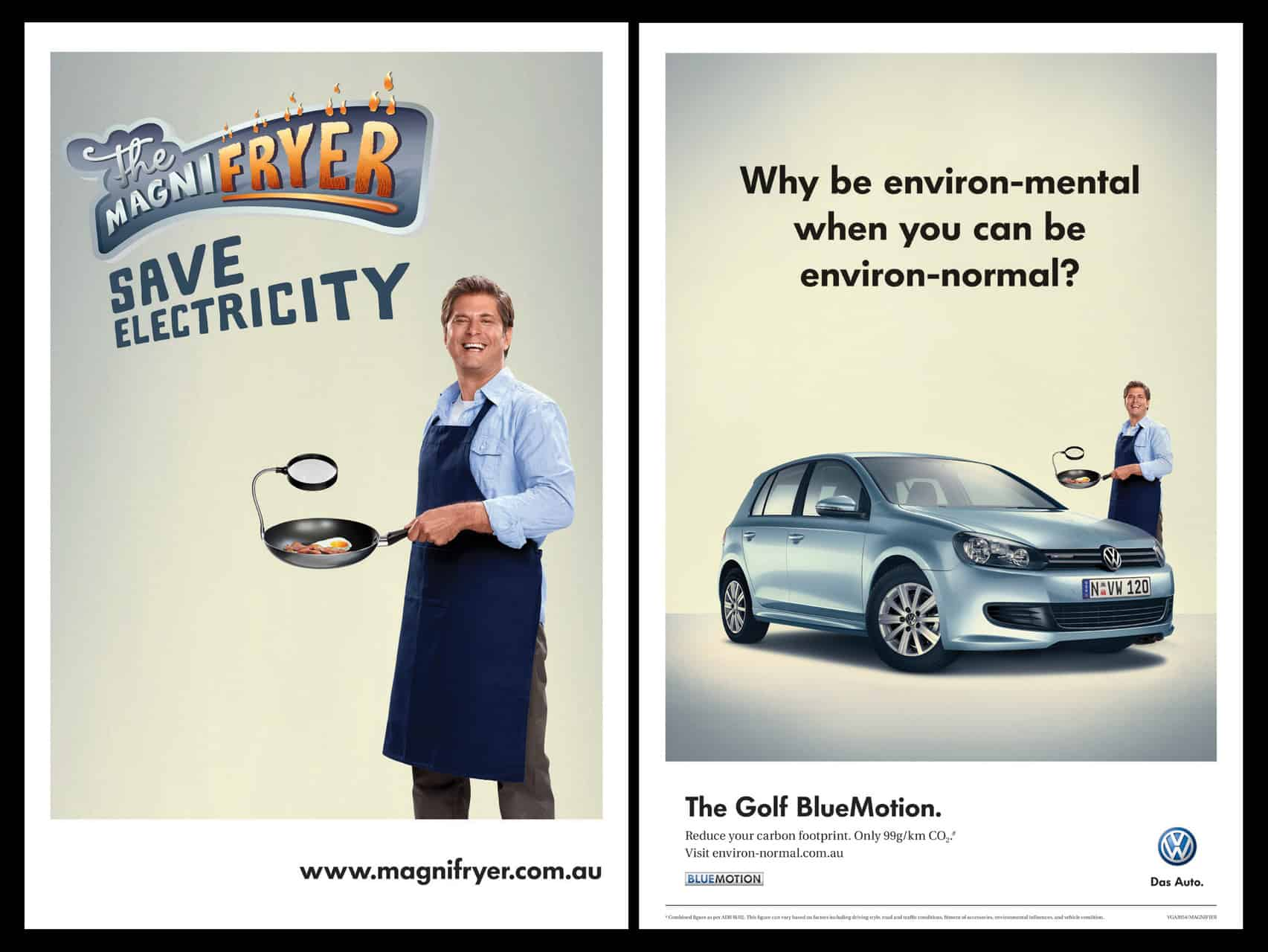 Pub Volkswagen Golf Bluemotion