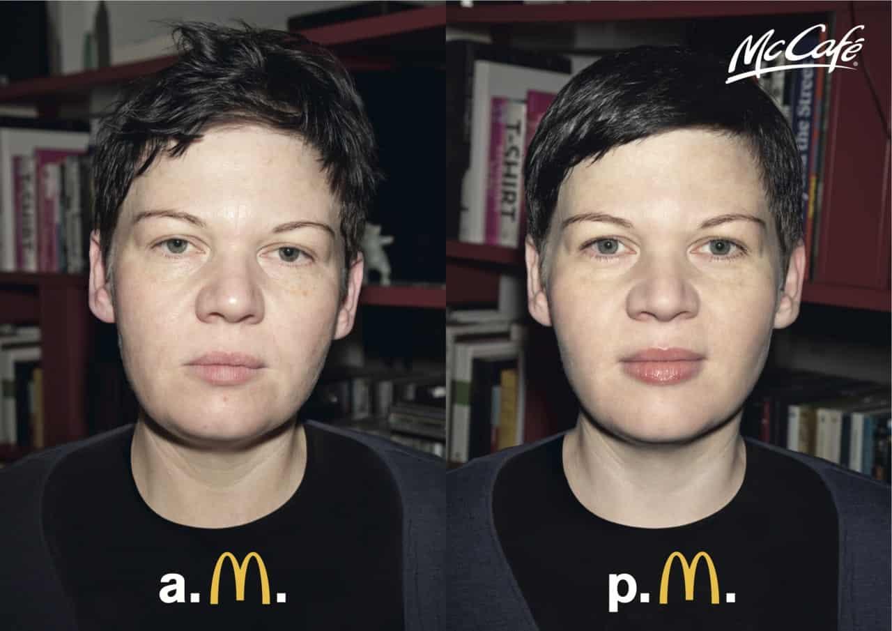 pub McDonald's McCafe