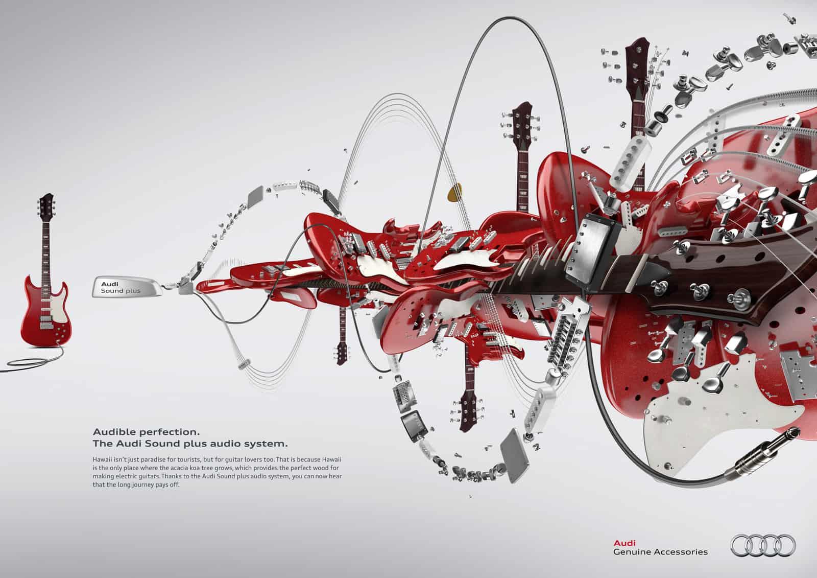Pub Audi Sound Plus