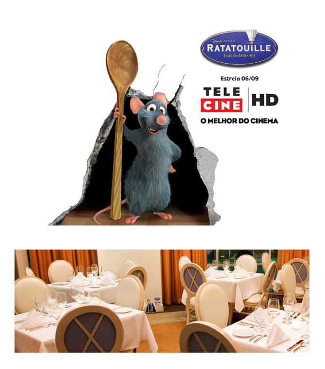Ambient Telecine HD : Ratatouille