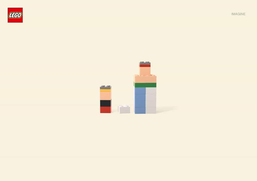 Pub Lego : Asterix et Obelix