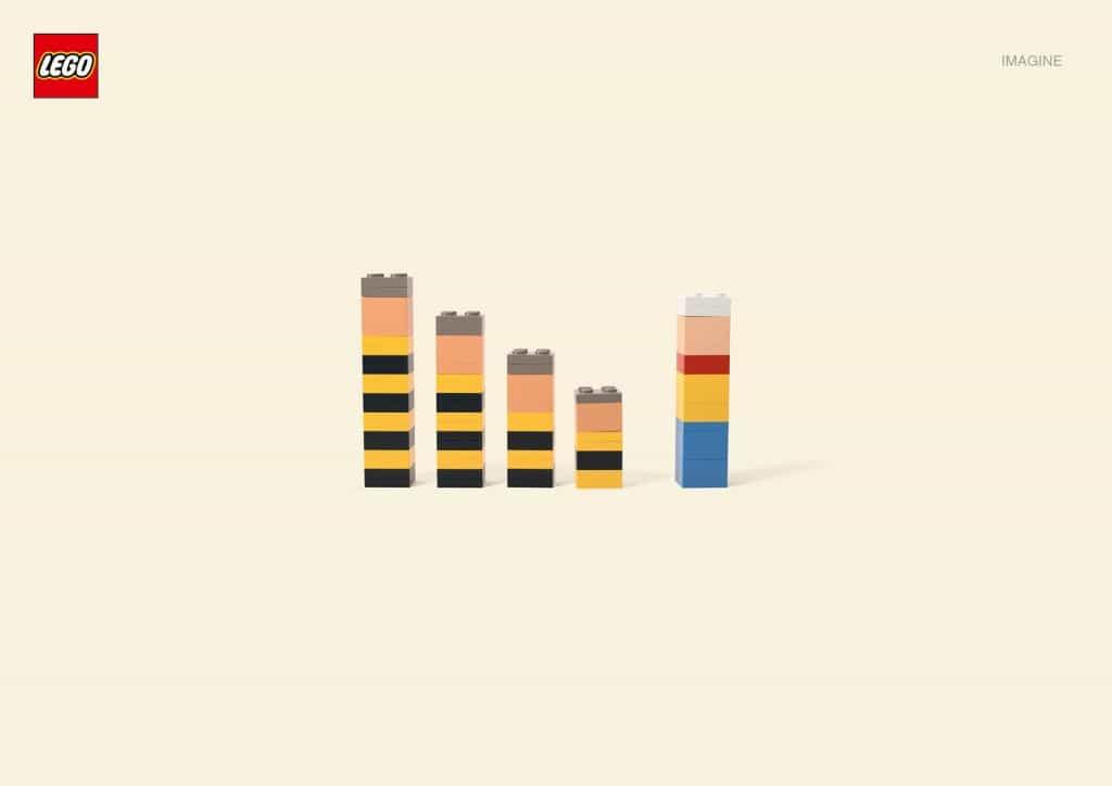 Pub Lego : Lucky Luke