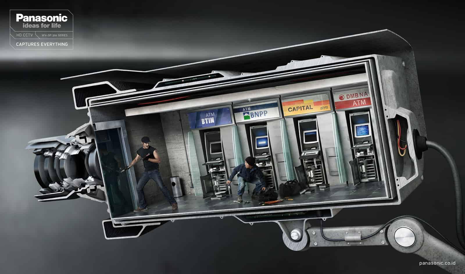 Pub Panasonic HD CCTV