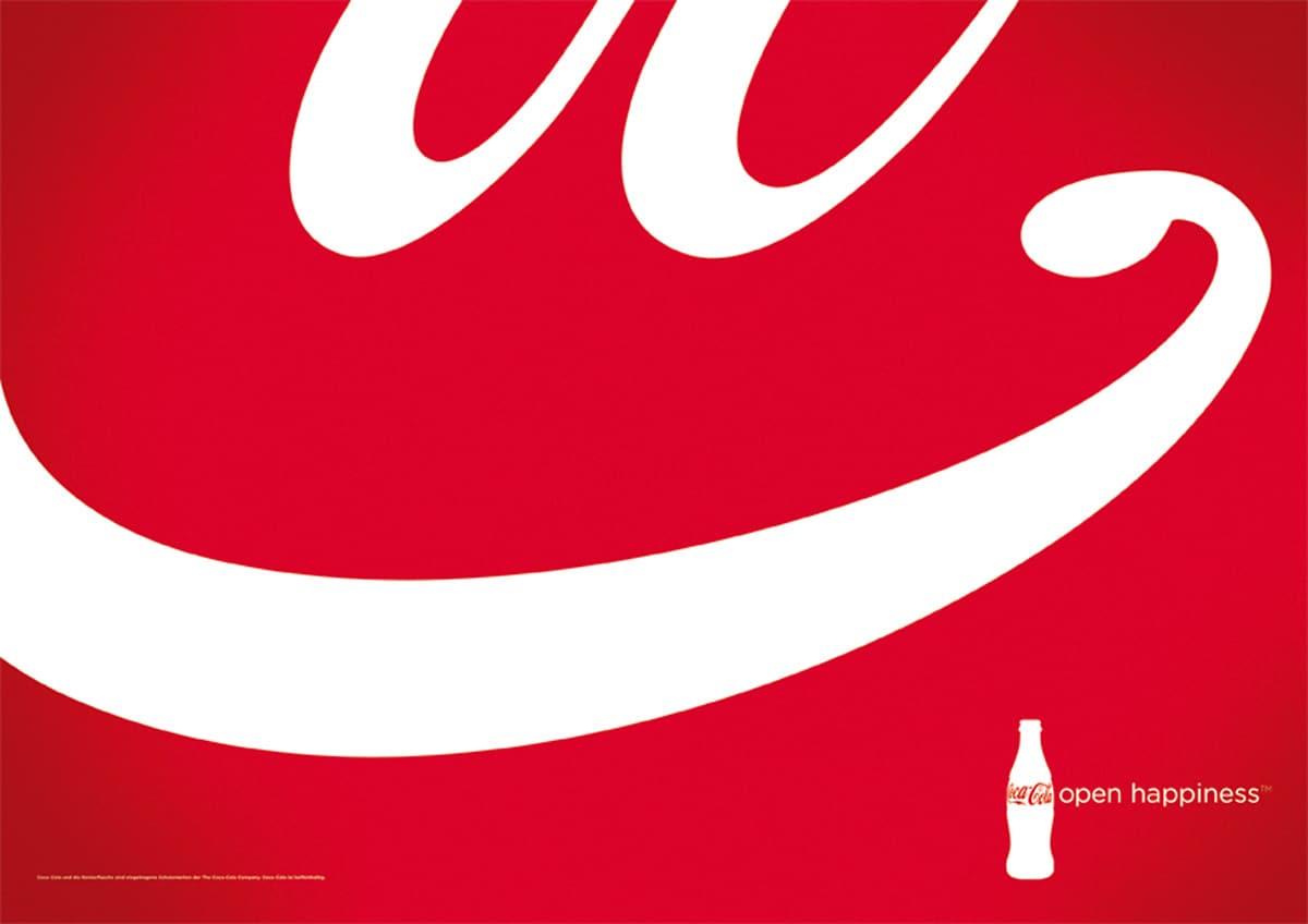 Pub Coca-Cola : Sourire