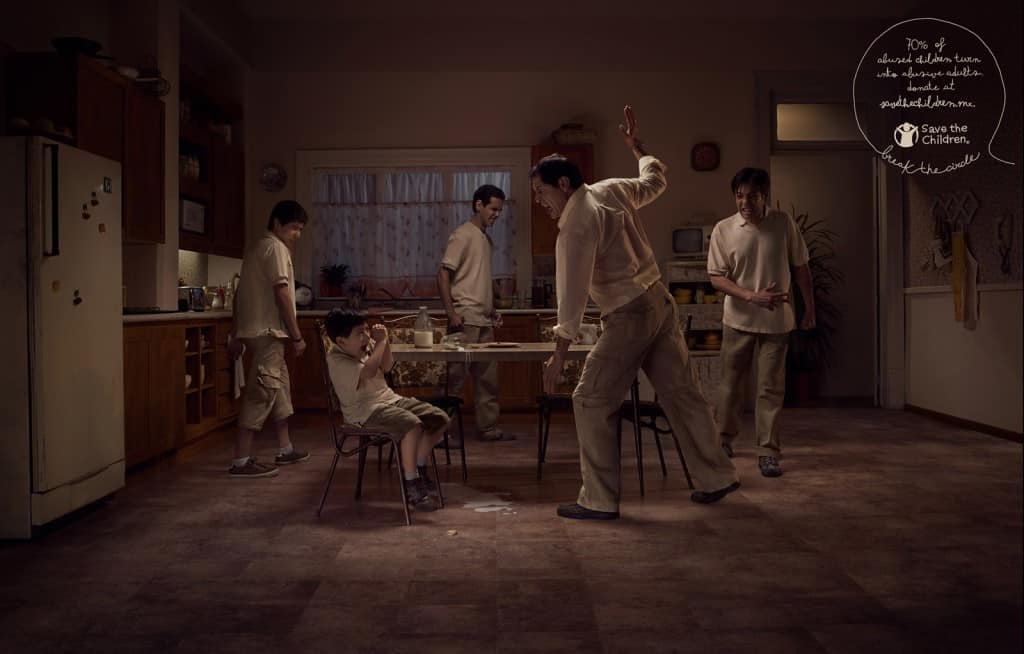 Pub Save The Children : violence