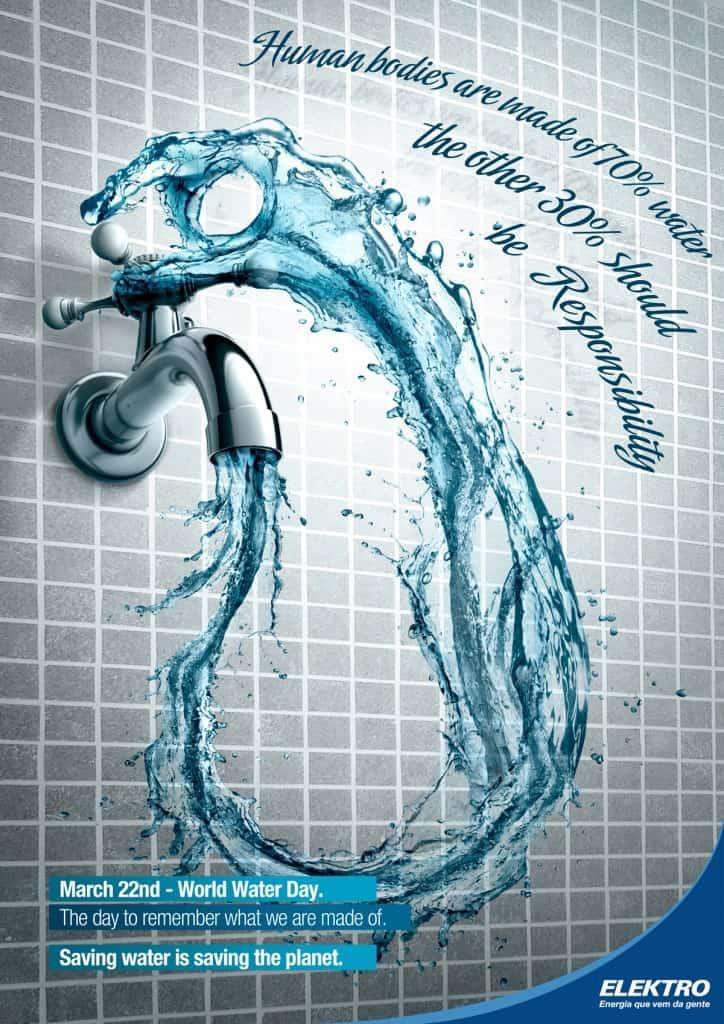 Pub Elektro : eau