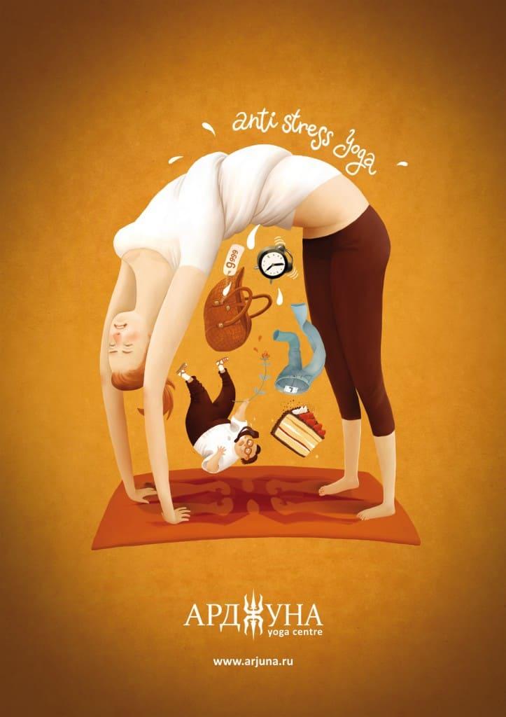 Pub Arjuna : yoga