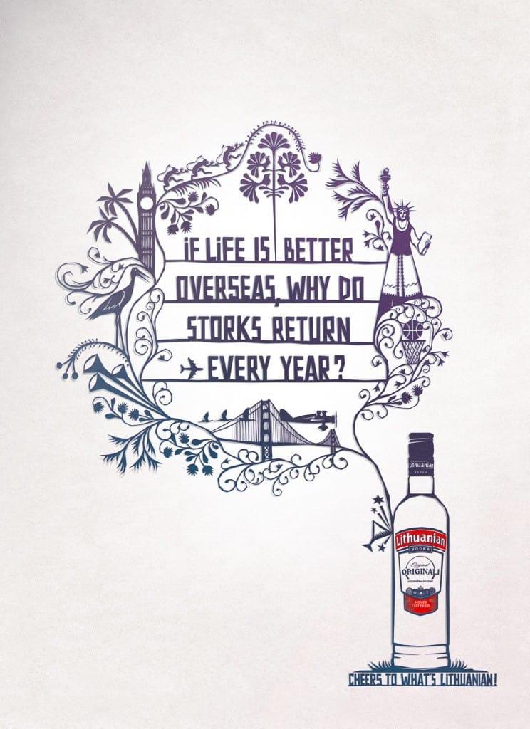 Pub Lithuanian Vodka