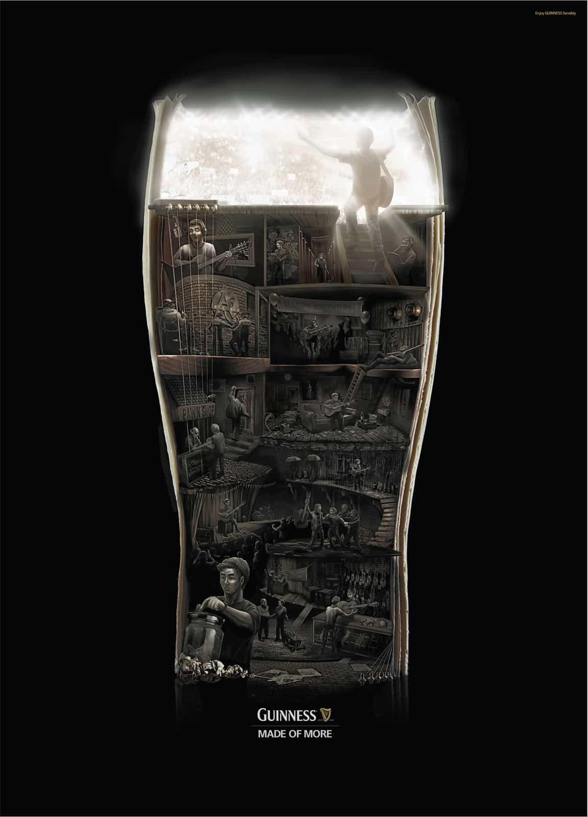 Pub Guinness : histoire
