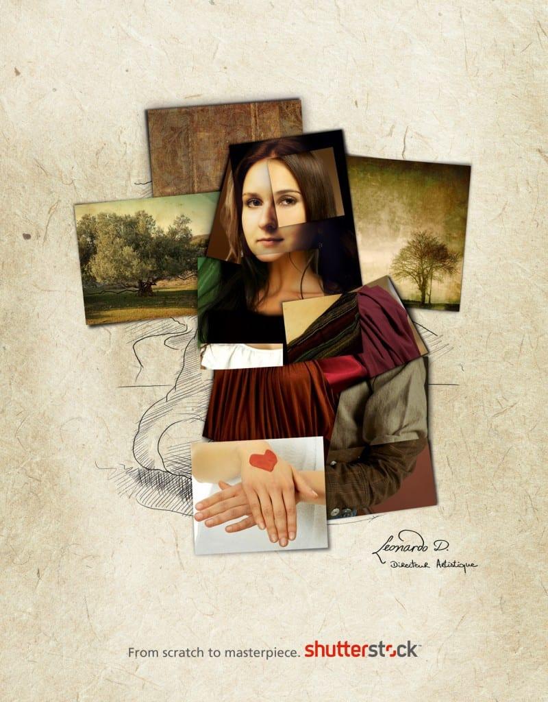 Pub Shutterstock : Da Vinci