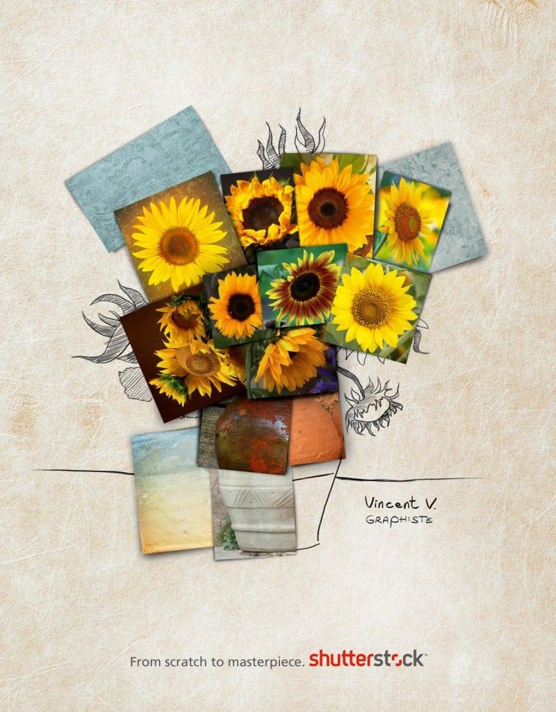 Pub Shutterstock : Van Gogh