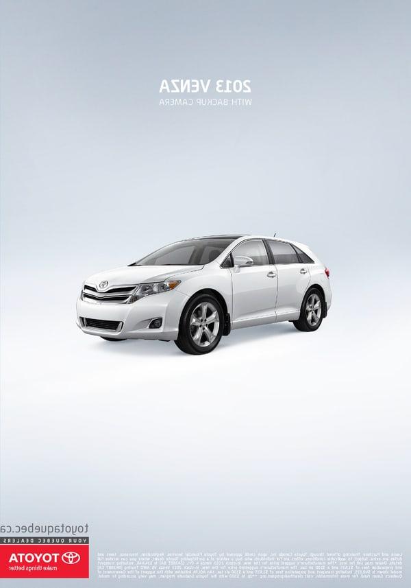 Pub Toyota Venza