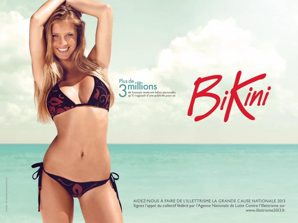 Pub ANLCI : Bikini
