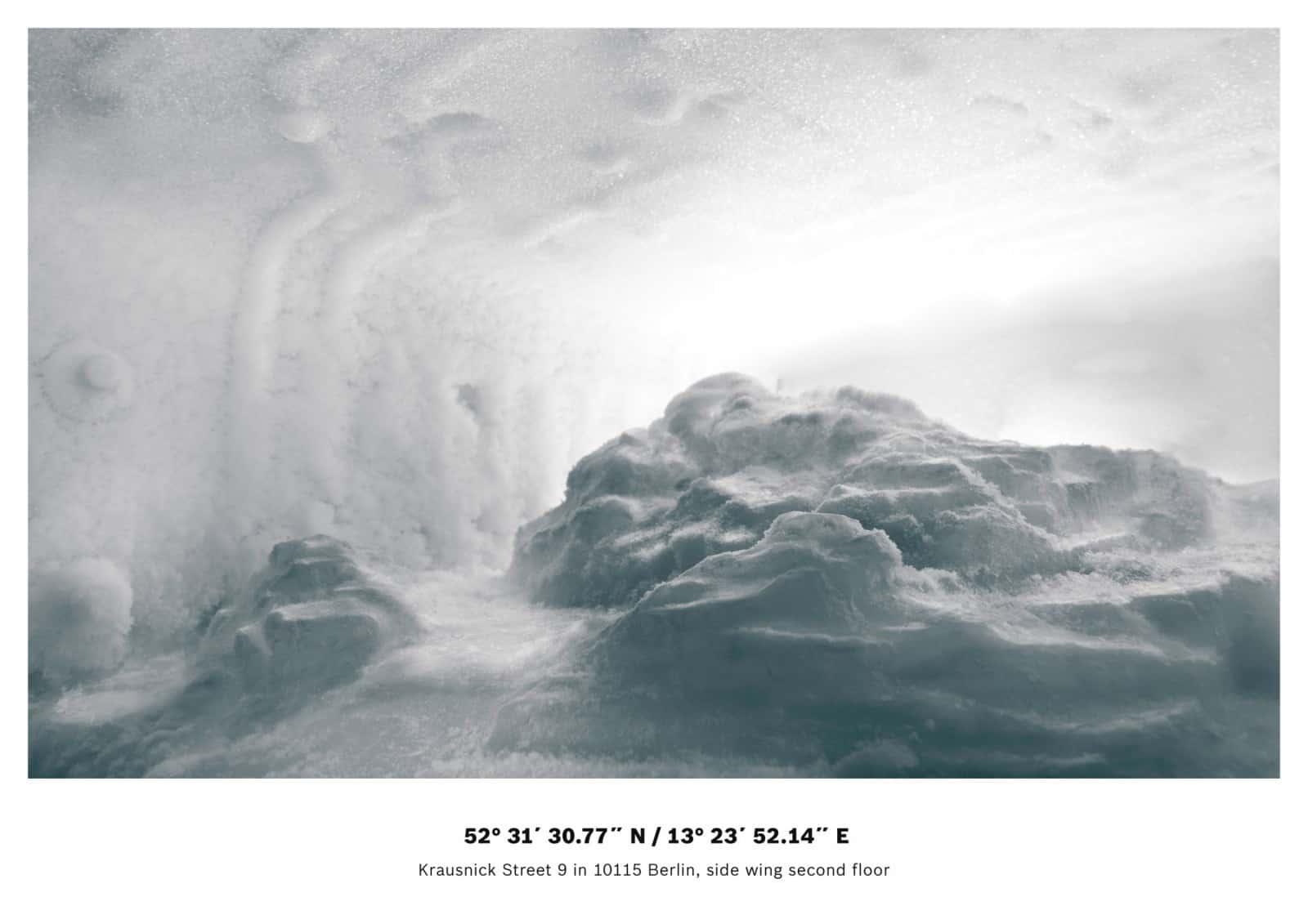 Pub Bosch : iceberg