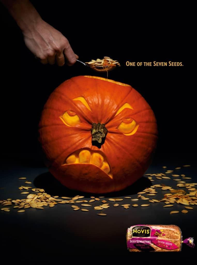 Pub Hovis Halloween