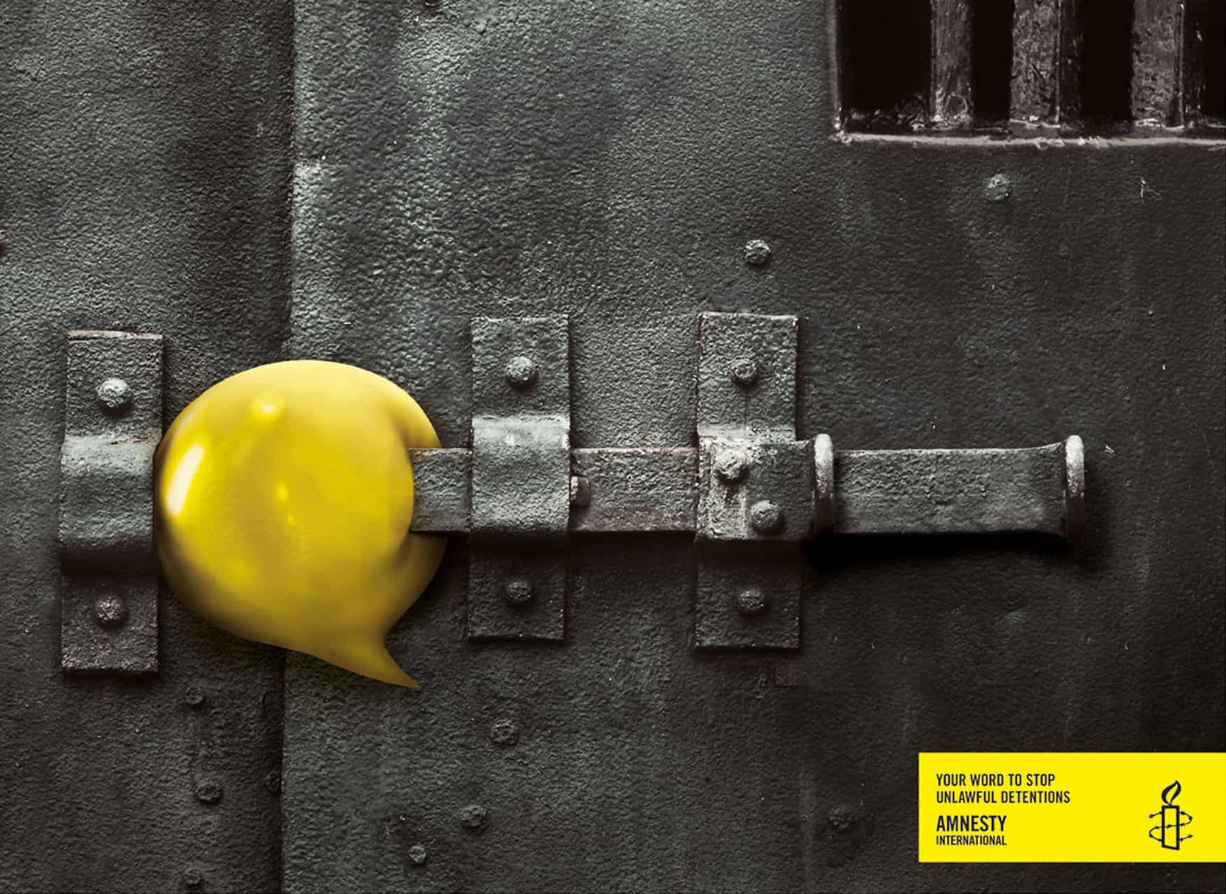 Pub Amnesty International prison