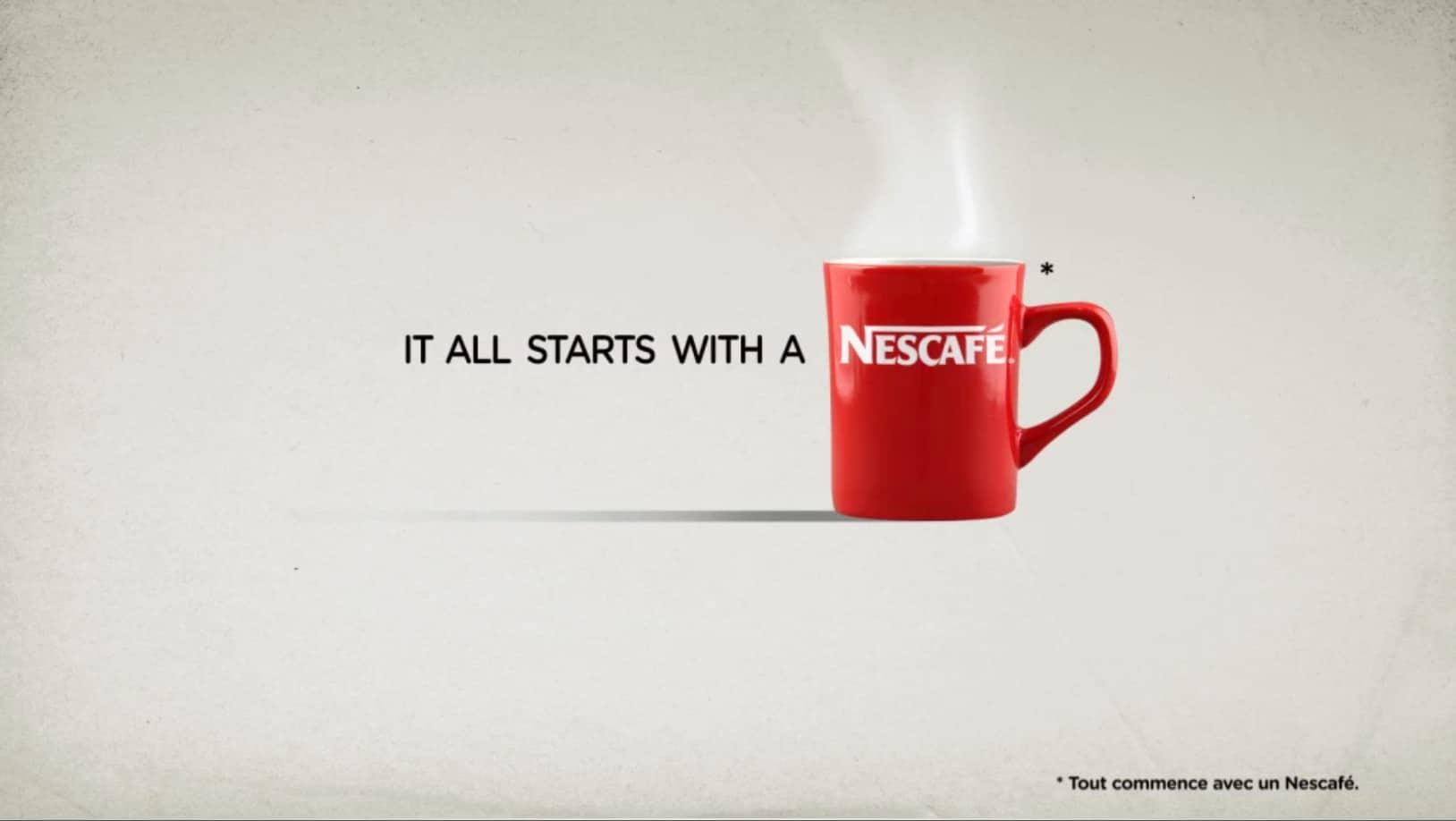 Nescafe : Really friends