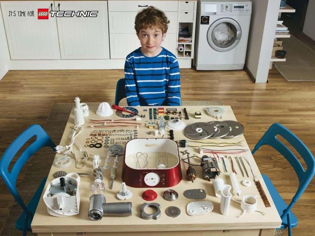 Pub Lego Technic