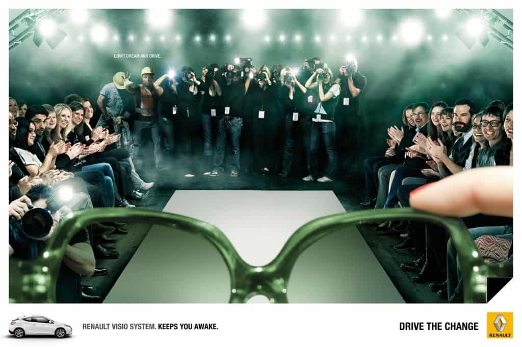 Pub Renault : rêve
