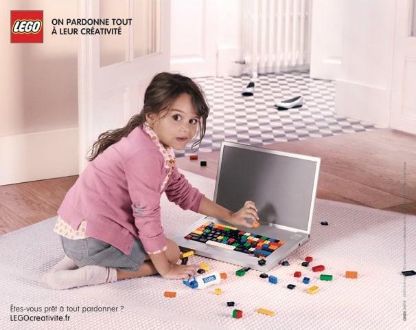 LEGO : Ordinateur