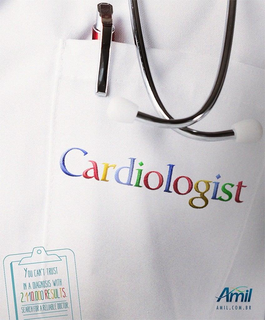 Pub Amil : Cardiologue