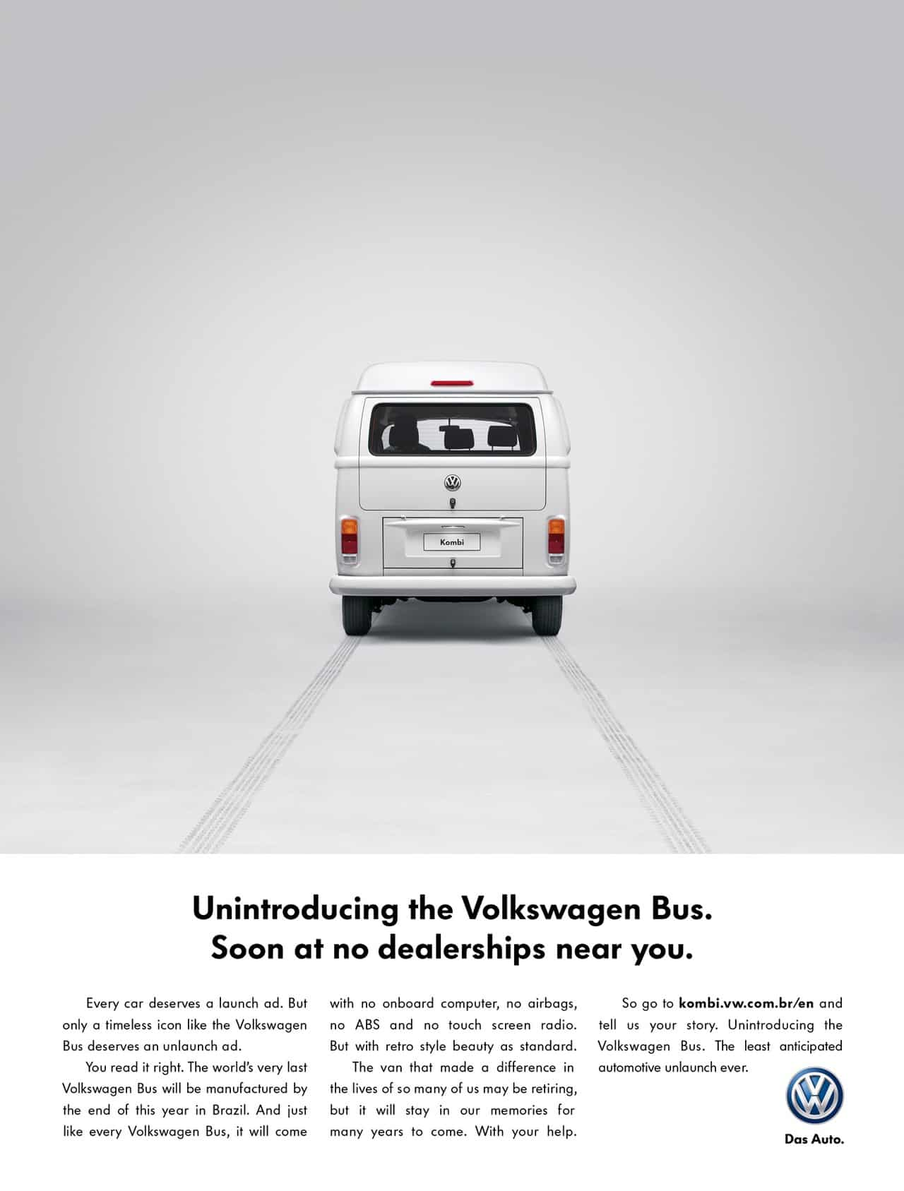 Pub Volkswagen Bus