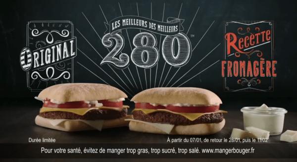 Pub McDonald's : 280