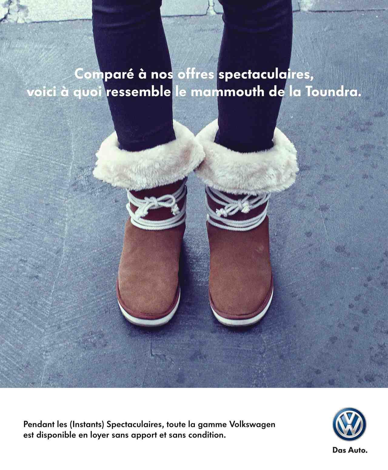 Pub Volkswagen : Mammouth