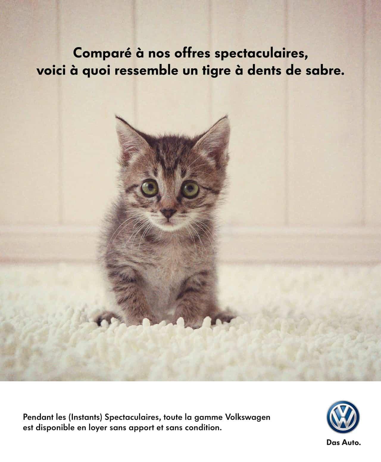 Pub Volkswagen : Tigre