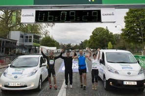 Nissan : Prix de l'Endurance Nissan Electrique