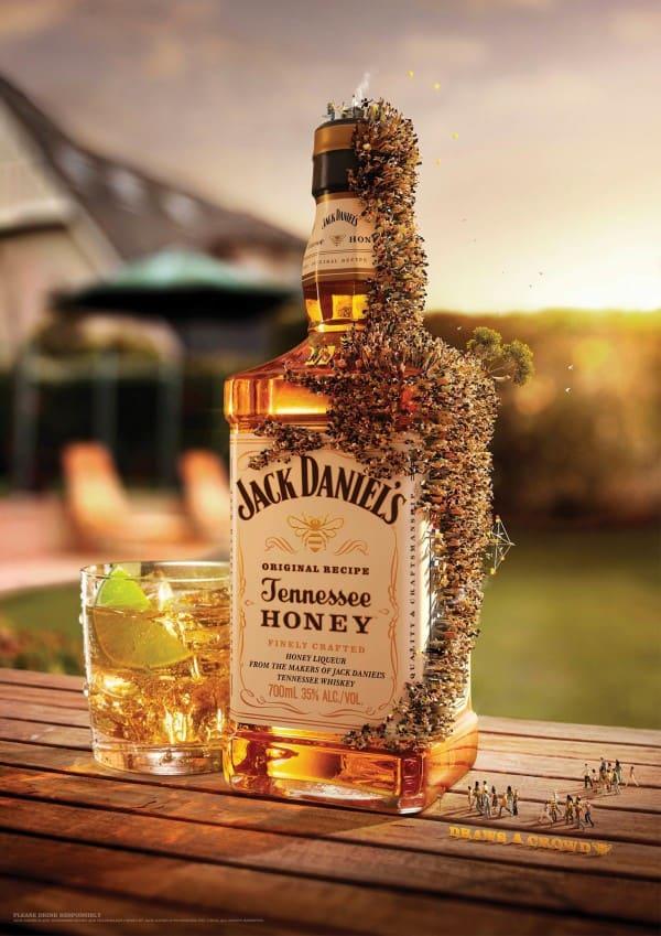 Pub Jack Daniel's