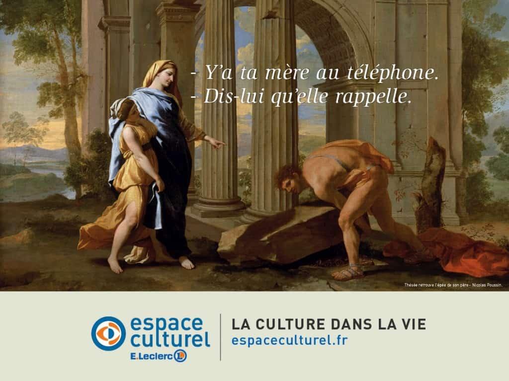 Pub E.Leclerc : Téléphone