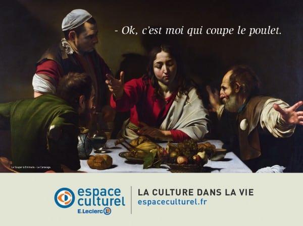 Pub E.Leclerc : culture